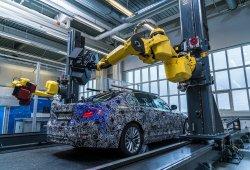 El nuevo BMW Serie 5 2017 estrenará una tecnología para su proceso de producción