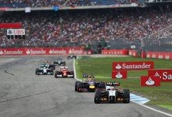 Así te hemos contado los entrenamientos libres 3 del GP de Alemania de F1