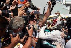 "Hamilton: ""No esperaba ser tan fuerte, he rendido como se me supone"""