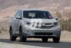El nuevo Honda CR-V 2018 se enfrenta al Desierto de Mojave