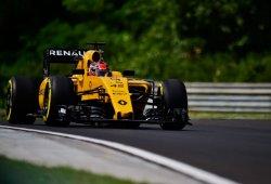 Hungaroring, el punto de inflexión de Renault