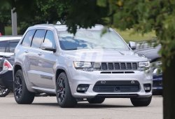 ¿Esperando el Jeep Grand Cherokee TrackHawk? Cazada una unidad de pruebas