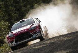 Kris Meeke, primer británico en ganar el Rally de Finlandia