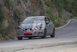 El Nissan Micra 2017 pierde camuflaje y quedan a la vista nuevos detalles