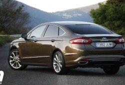 Prueba Ford Mondeo Vignale 2.0 TDCi Powershift: lujo a bordo (II)