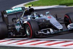 Rosberg destroza el crono de Hockenheim en los primeros libres