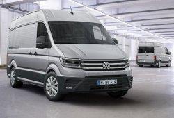 Volkswagen Crafter 2017: la renovación de esta furgoneta grande se hace oficial