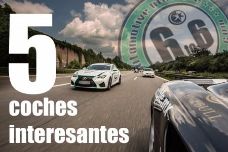 6to6 Europe Tour 2016: 5 coches interesantes que debes ver