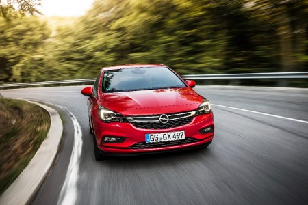 Alemania - Junio 2016: Opel Astra, en el podio cuatro años después