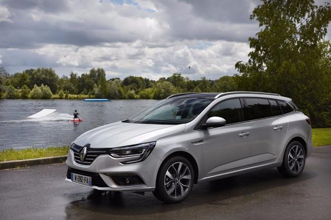 Renault Mgane Estate 2016 La Opcin Ms Familiar Y Dinmica Motor
