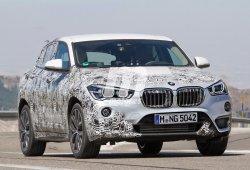 El BMW X2 2017 de pruebas por España