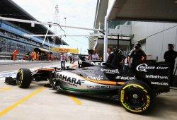 Alfonso Celis vuelve con Force India en Monza