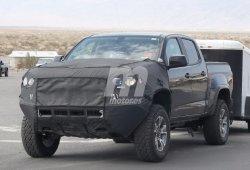 Chevrolet ultima el desarrollo final de la explosiva Colorado ZR2