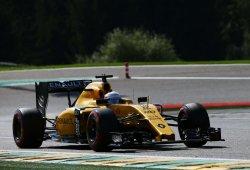 El accidente de Magnussen marca la carrera de Renault