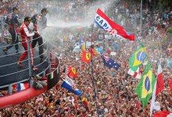 Monza ofrece 69 millones a Ecclestone para renovar tres años más