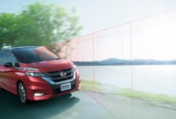 El sistema ProPilot de Nissan será capaz de afrontar intersecciones en el año 2020