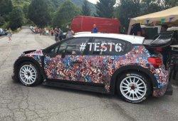 Oleada de test de los nuevos World Rally Car