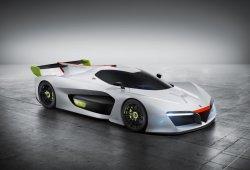 Pininfarina va a fabricar una serie limitada del H2 Speed concept de hidrógeno