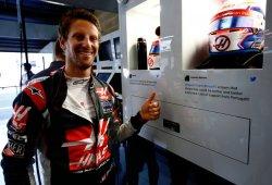 Positiva clasificación de Haas F1 en Spa-Francorchamps