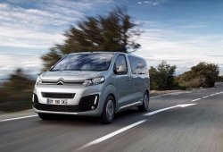 El nuevo Citroën SpaceTourer 2016 ya está a la venta, sus precios y gama al detalle