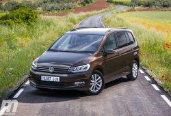 Prueba Volkswagen Touran 1.6 TDI, un monovolumen para conquistarlos a todos