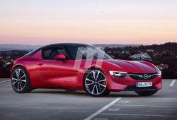 Recreación: El Opel GT volverá a golpear duro al segmento de los deportivos asequibles