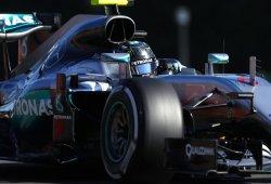Rosberg y Hamilton, polos opuestos en la parrilla de Spa