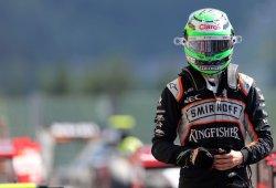 """Hülkenberg: """"La carrera será un reto con este calor"""""""