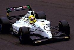 [Vídeo] GP Italia 1993: el 'looping' (casi) perfecto de Christian Fittipaldi