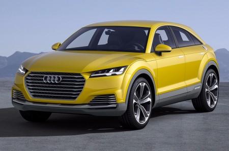 Audi Q4, regresan las especulaciones sobre el hermano pequeño del Q6 e-tron