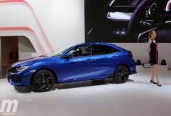 Honda Civic Sedán 2017 ¡Aquí está el sedán compacto para Europa!