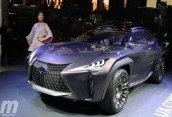 Lexus UX Concept: anticipando un nuevo crossover