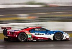 Marino Franchitti se baja del Ford GT #67