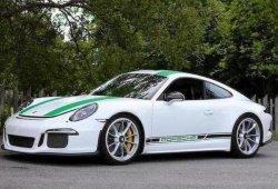 El Porsche 911 R sale a subasta por vez primera