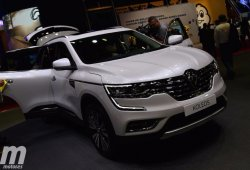 Renault Koleos 2016, el nuevo SUV francés debuta en Europa