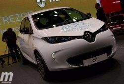 Renault ZOE 2017: el doble de autonomía eléctrica y nuevos servicios conectados