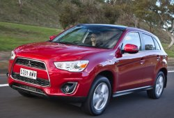Australia - Agosto 2016: El Mitsubishi ASX visita el Top 10