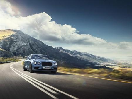 Bentley Flying Spur W12 S, el máximo lujo a 325 km/h