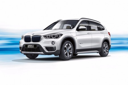 BMW X1 xDrive25Le iPerformance: el híbrido enchufable está listo para China