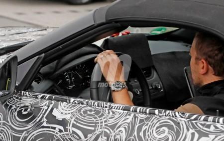 El BMW Z5 2018 debuta en Nürburgring y echamos un vistazo a su interior