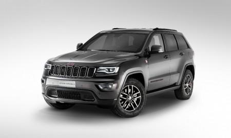 Nueva gama Jeep Grand Cherokee 2017 para el Salón de París 2016
