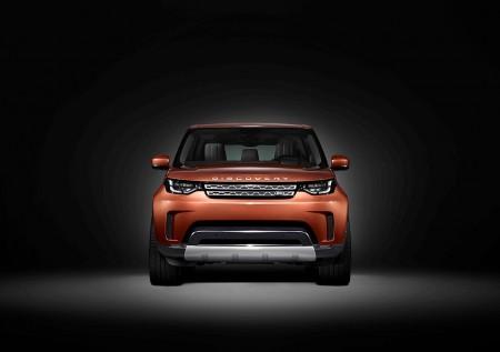 El nuevo Land Rover Discovery 2017 está listo para su debut en París