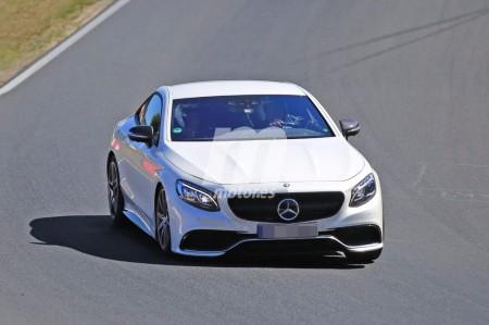 El Mercedes Benz SL 2018 pone a punto su chasis en Nürburgring