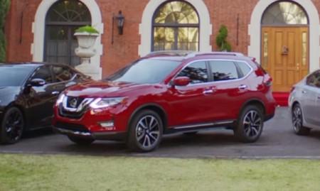 El facelift del Nissan X-Trail se cuela en un spot publicitario