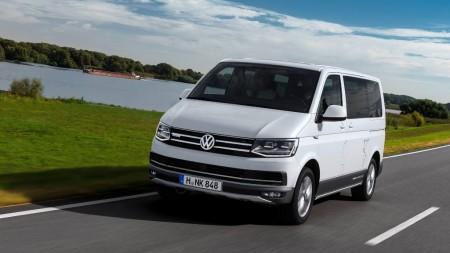 Volkswagen Multivan PanAmericana, la furgoneta 'crossover'