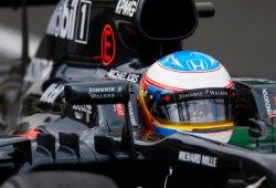 """Alonso: """"No tuvimos ritmo durante todo el fin de semana"""""""