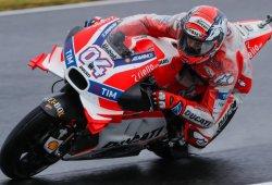 Andrea Dovizioso, poleman del GP de Malasia de MotoGP
