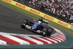 Ericsson y Sauber se quedan a la puerta de los puntos en México