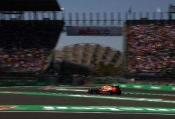 Así te hemos contado la carrera del Gran Premio de México de F1 2016