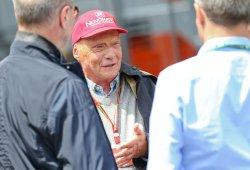 Niki Lauda, furioso con Max Verstappen